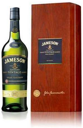 Jameson Irish Whiskey Rarest Vintage Reserve